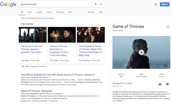 Google Auto Playing Videos
