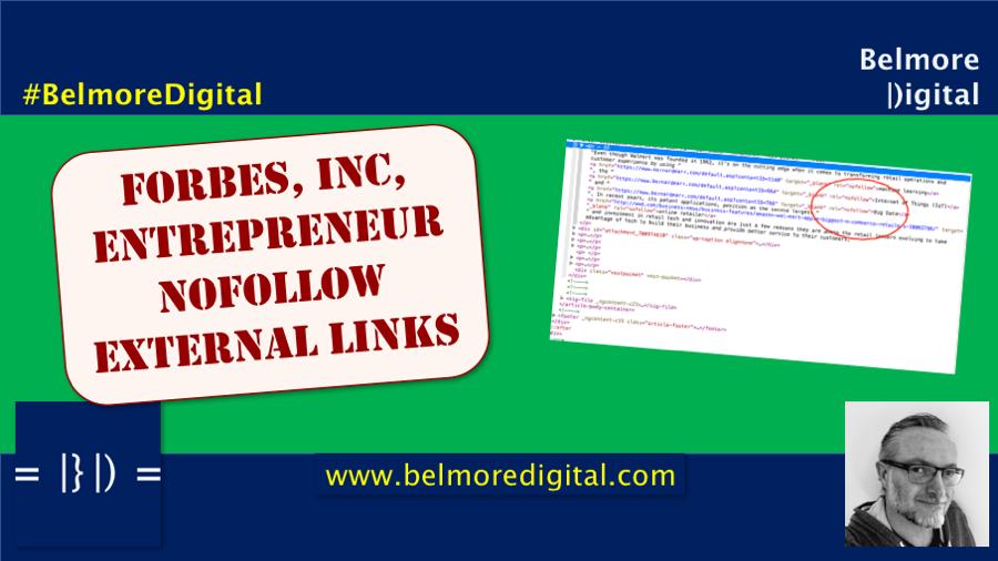 Forbes Etc NoFollow External Links