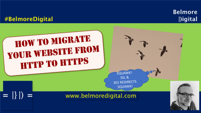 How To Migrate Your Website From HTTP To HTTPS
